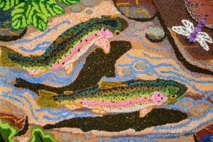 trout detail