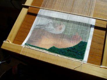 weaving starts