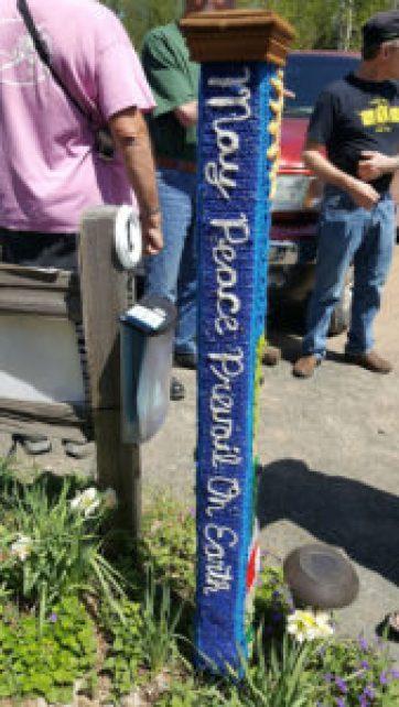 dedicated pole