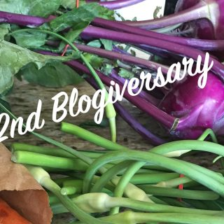 2nd Blogiversary