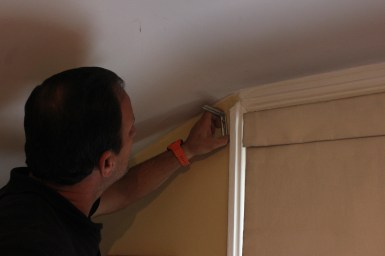 Curtain fitters london