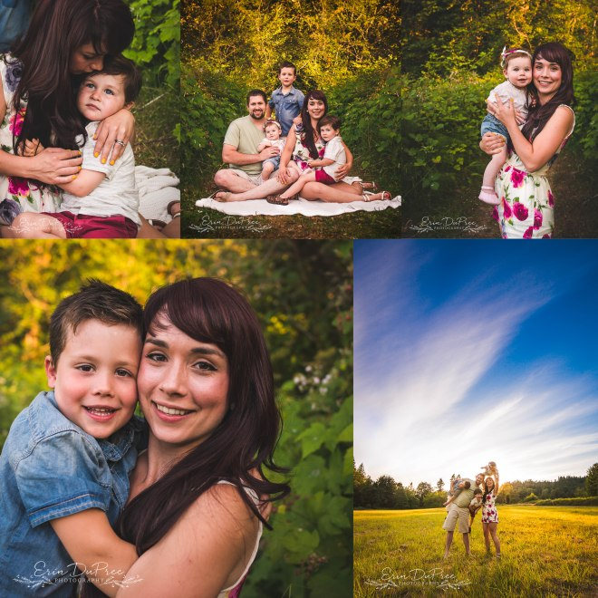 Seattle Family Photo Session