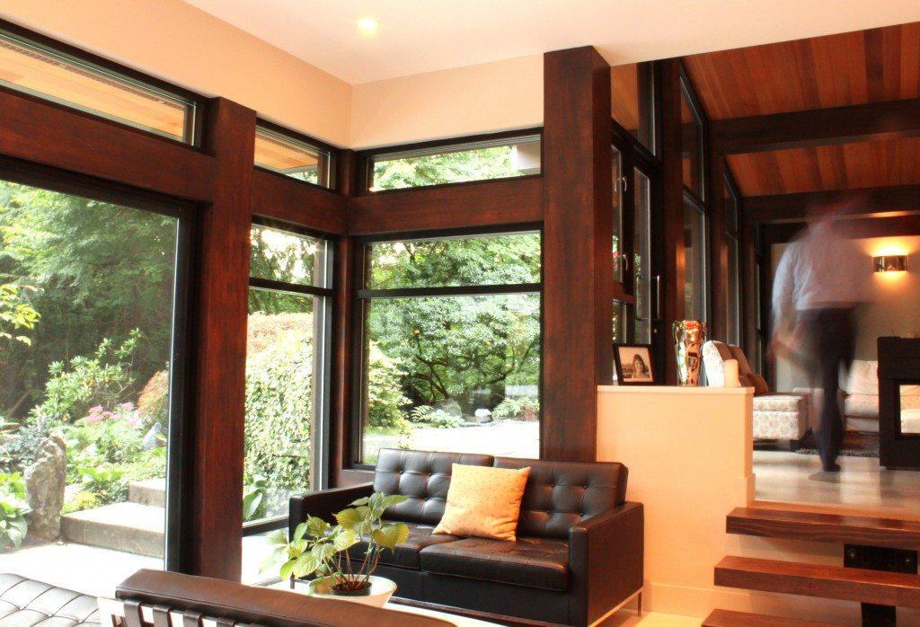 Geometric House - Lounge
