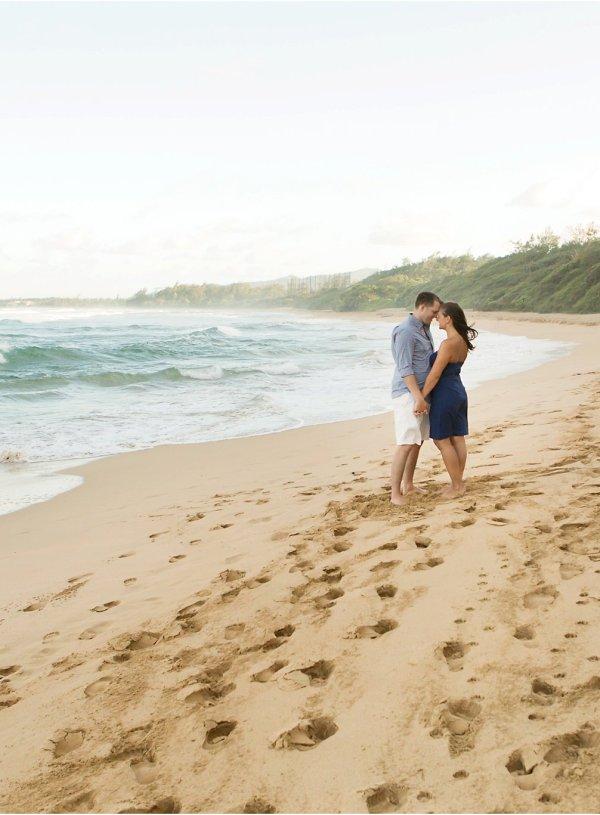 Kauai Anniversary Photos| C Family