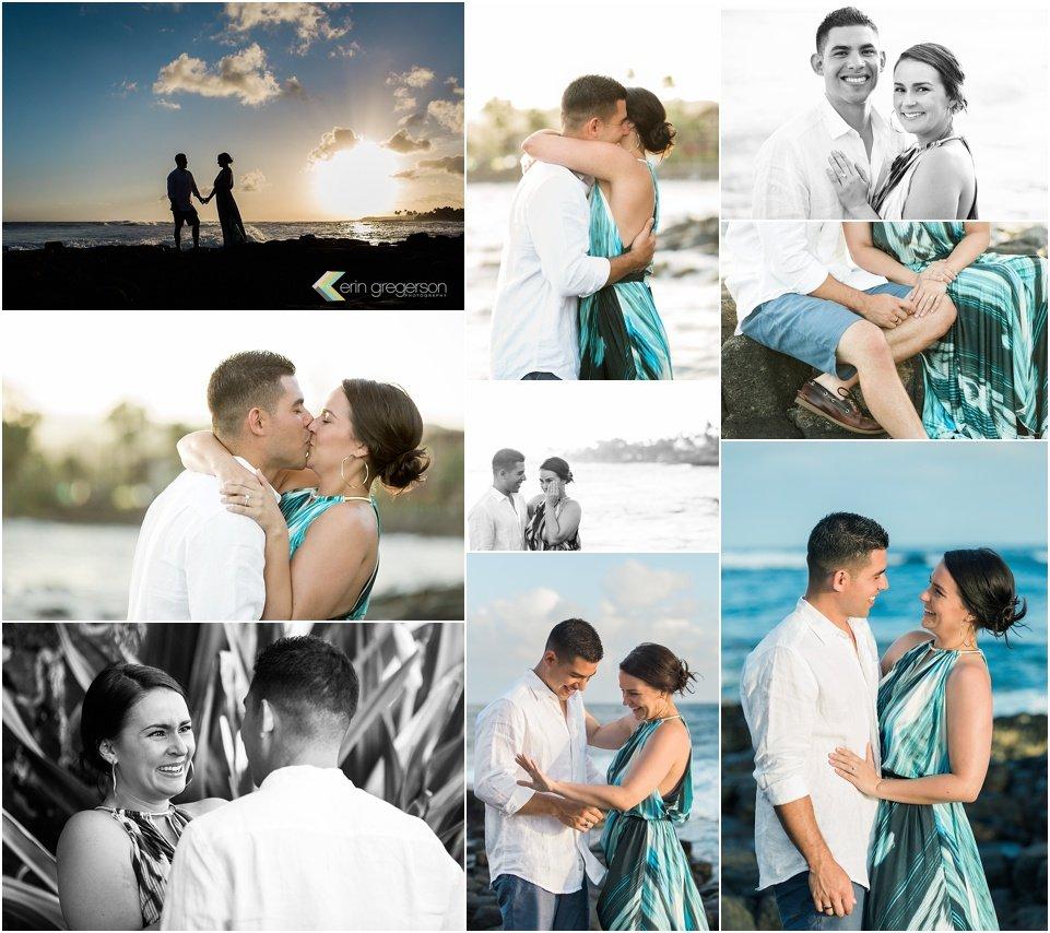 kauai surprise proposal photos