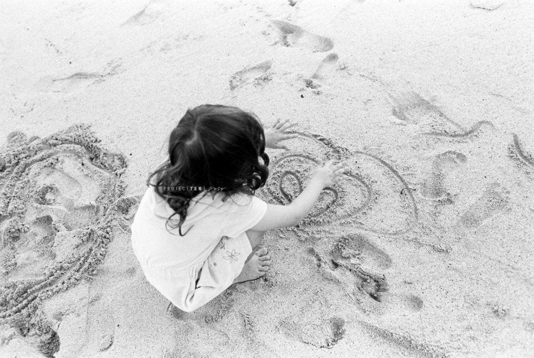 kauai summer beach drawings