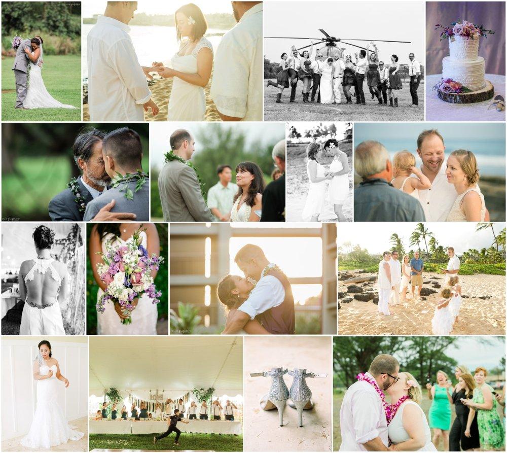 Kauai Wedding Photographer, weddings full of light and love by Erin Gregerson