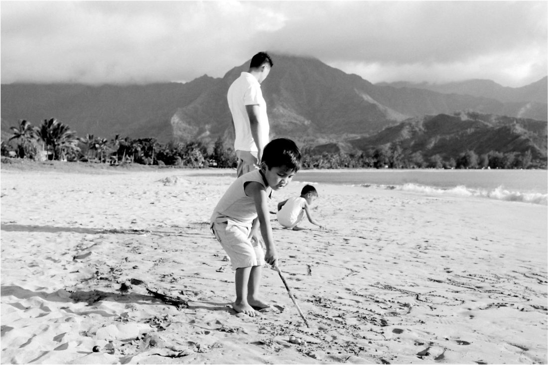 family photos kauai