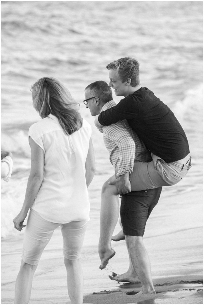 Kauai family beach photos by Erin Gregerson