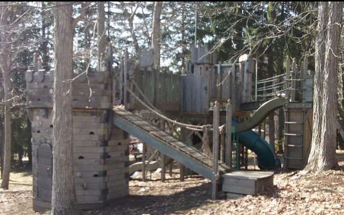 Worlds Coolest Backyard Play Scape!
