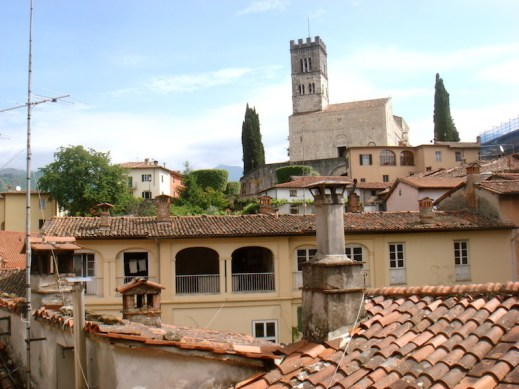 Barga hilltop villageJPG