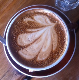 Gorgeous coffee