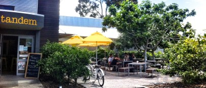 Tandem Cafe, Havelock North NZ