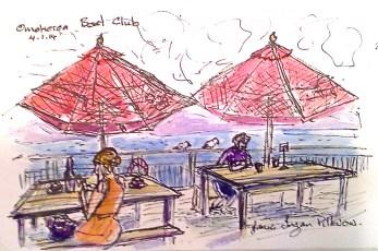 Omokoroa Boating Club. Jan '14