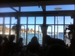 Manly view beyond