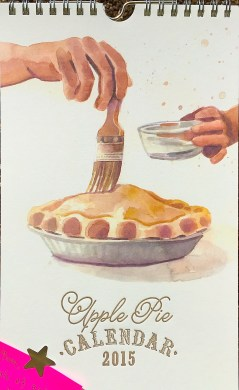 2015 Apple Pie Calendar pg