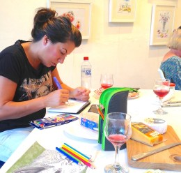 Sketch&Wine