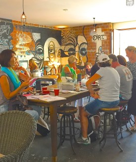 Thursday at Foundry 53 Cafe