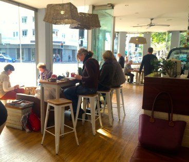 Friday at Manly Coffee Guild