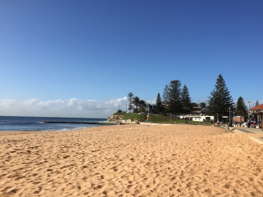 Friday. Collaroy Beach