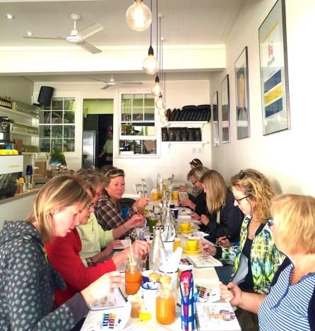 Tuesday. Fika Swedish Kitchen