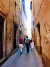Old town Barga