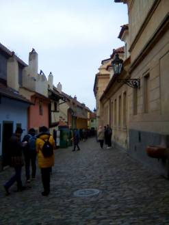 golden-lane-prague