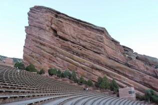 Red Rocks Amphitheatre, Denver