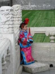 Little girl's photoshoot