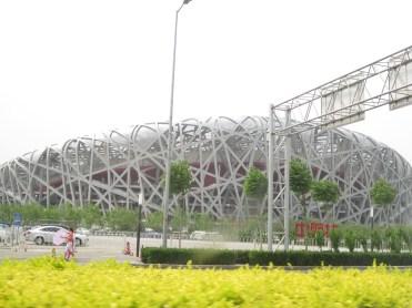 Olympic Village - Bird's Nest