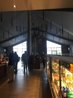 Souvenir shop at Geysir