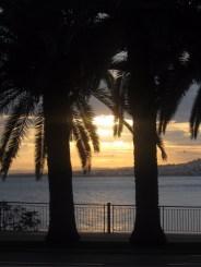 Nice, France Sunset