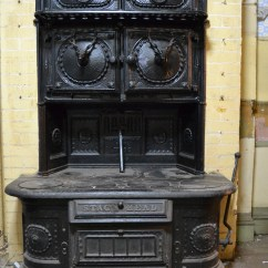 Cast Iron Kitchen Stove Contemporary Art For Brooklyn A Affair