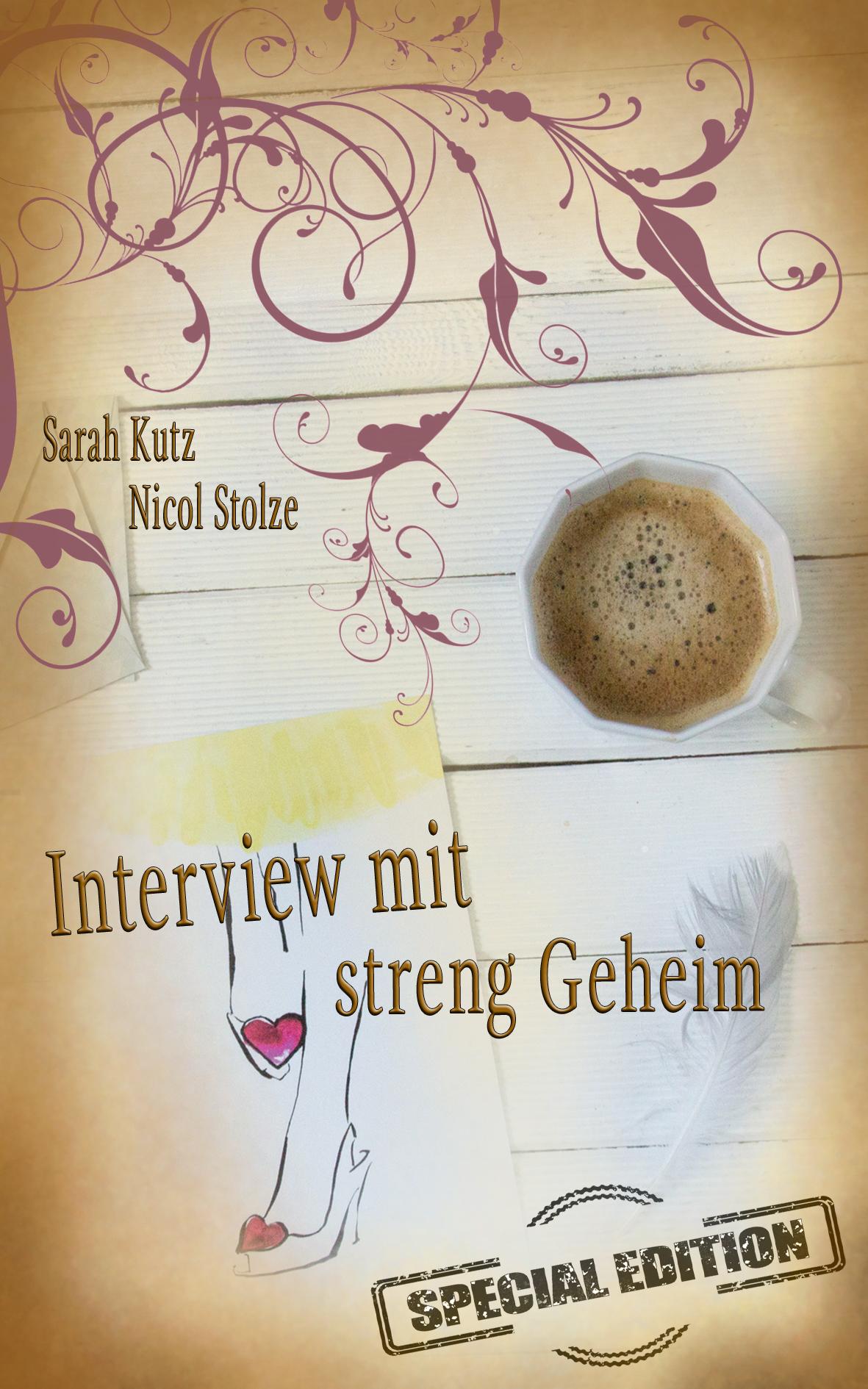 COVER INTERVIWE mit ...