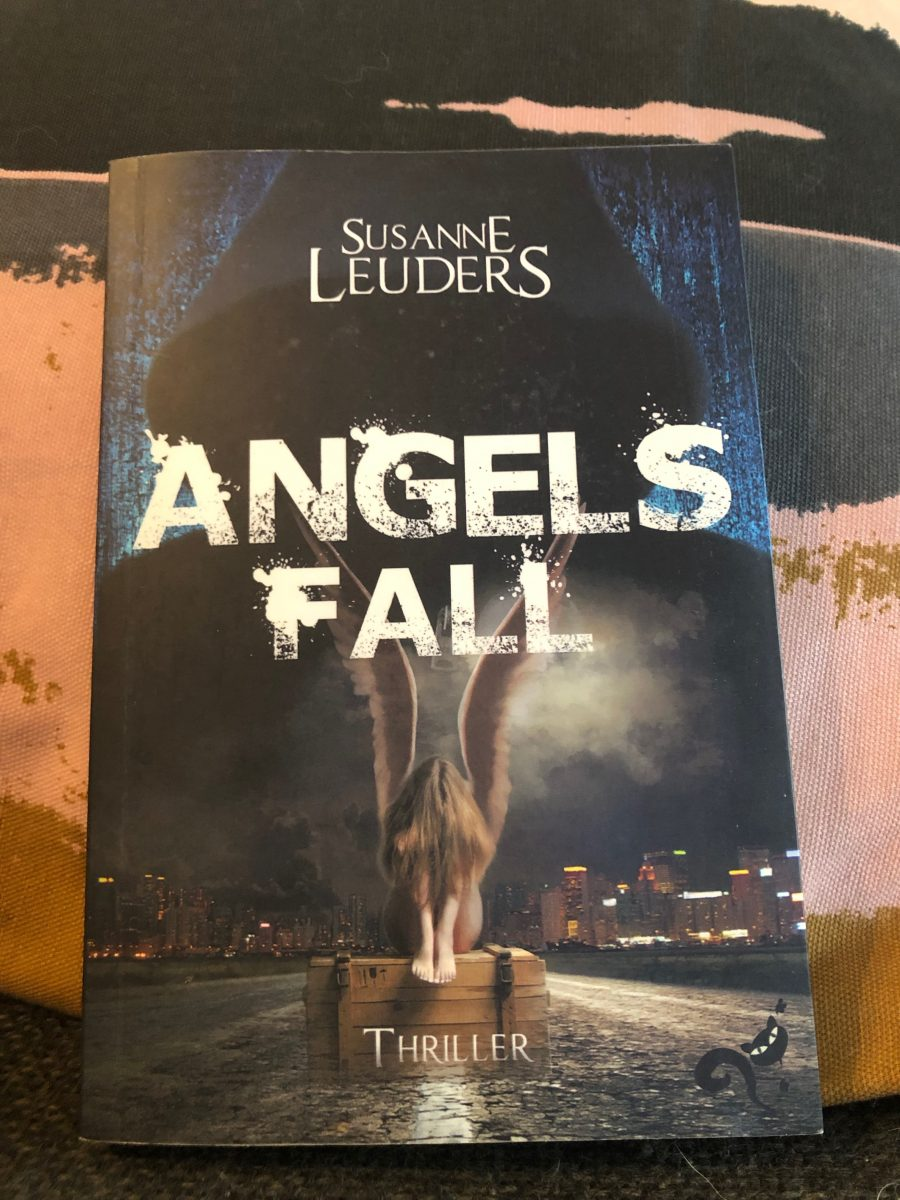 Jugendthriller Angels Fall von Susanne Leuders