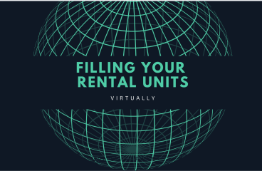 let's talk: FILLING YOUR RENTAL UNIT…VIRTUALLY