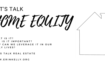 let's talk: HOME EQUITY