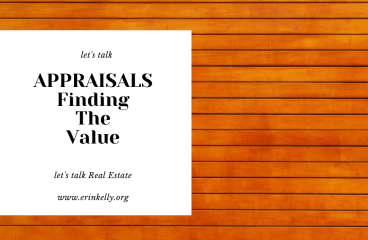 let's talk : APPRAISALS – Finding The Value