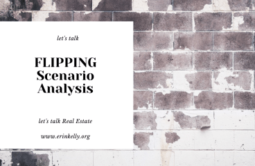 let's talk : FLIPPING – Scenario Analysis