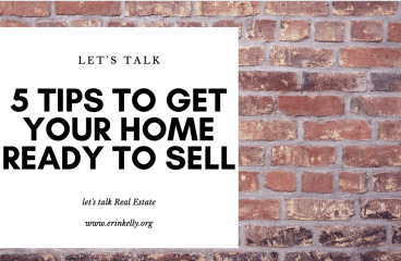 let's talk: HOW TO PREPARE YOUR HOME TO LIST FOR SALE