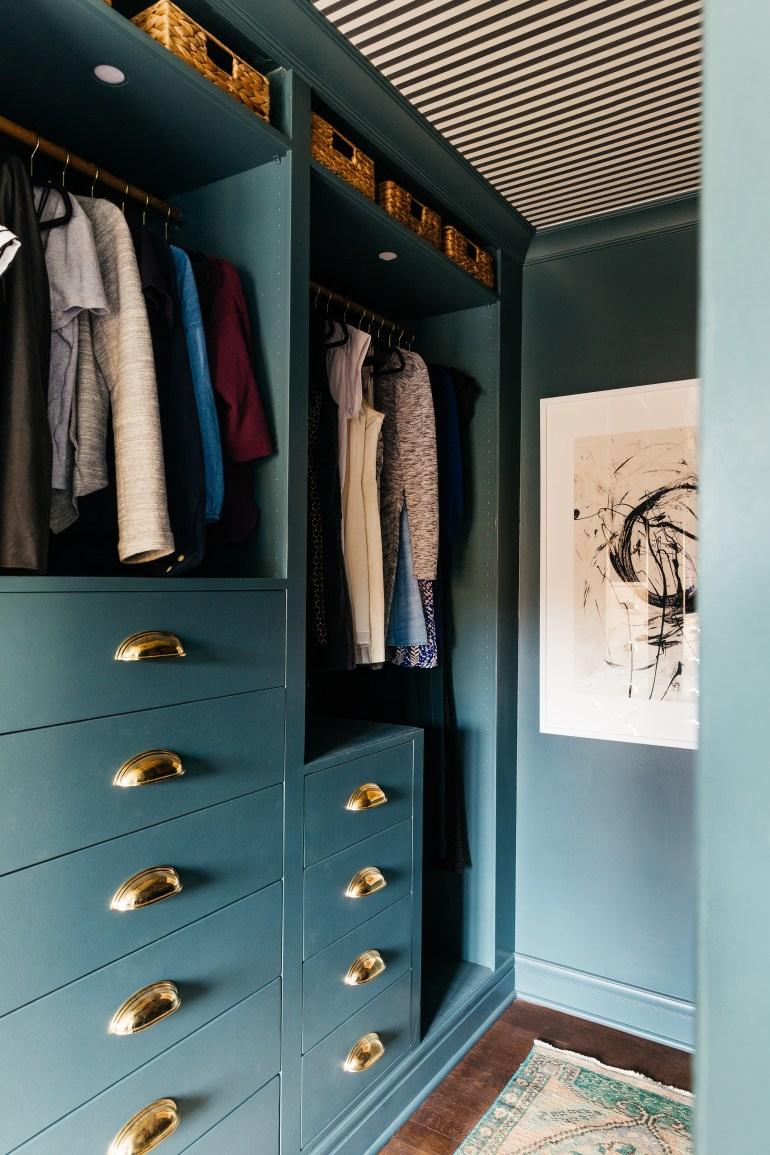 Hacking the IKEA Pax into a Fully Custom Closet - Erin