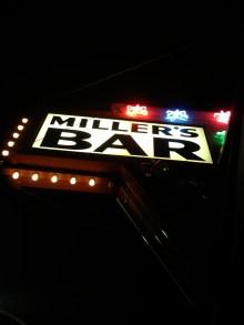 Miller's Bar in Dearborn, Michigan