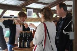 Ithaca Farmers Market hard cider tastings
