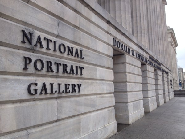 National Portrait Gallery Washington DC