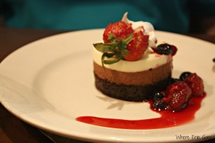 Chocolate Mousse at Detroit Seafood Market (Photo by Erin Klema)