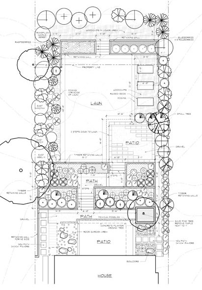 Landscape Design Plans Innovative Ideas Full Design Erin Lau