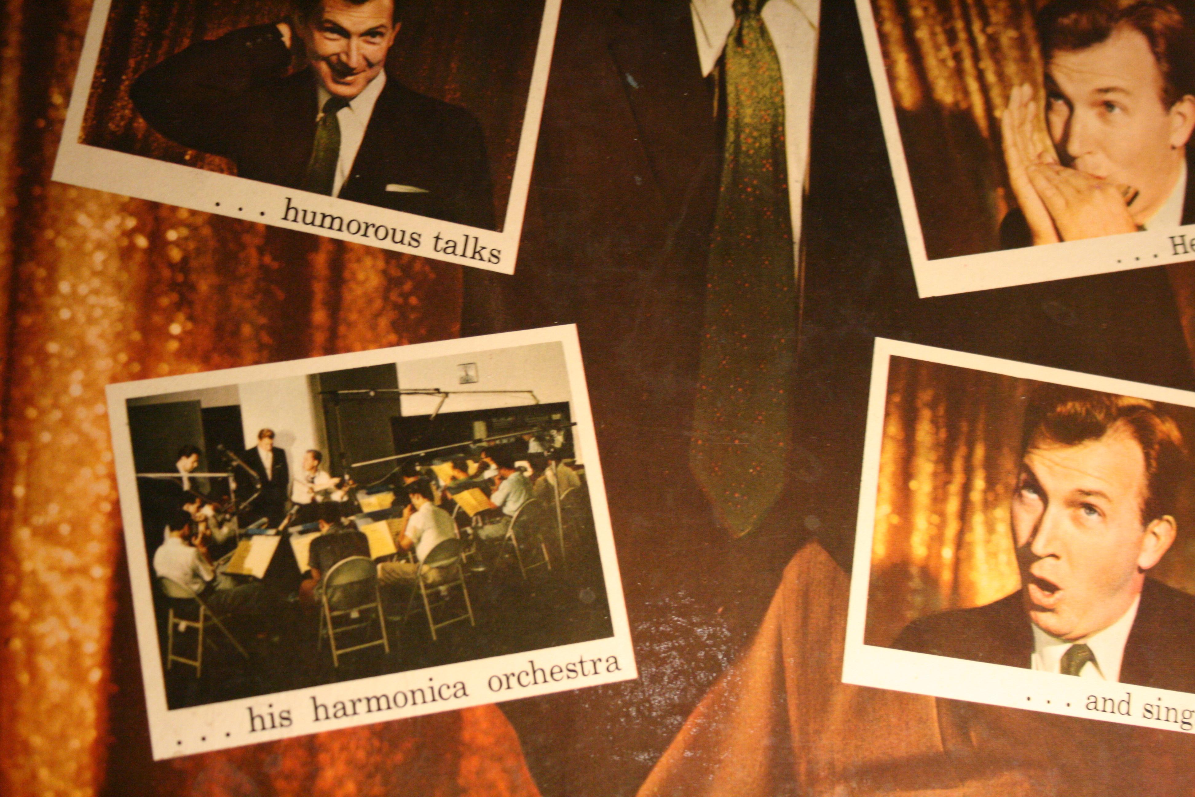 Herb Shriner's Harmonica Orchestra.