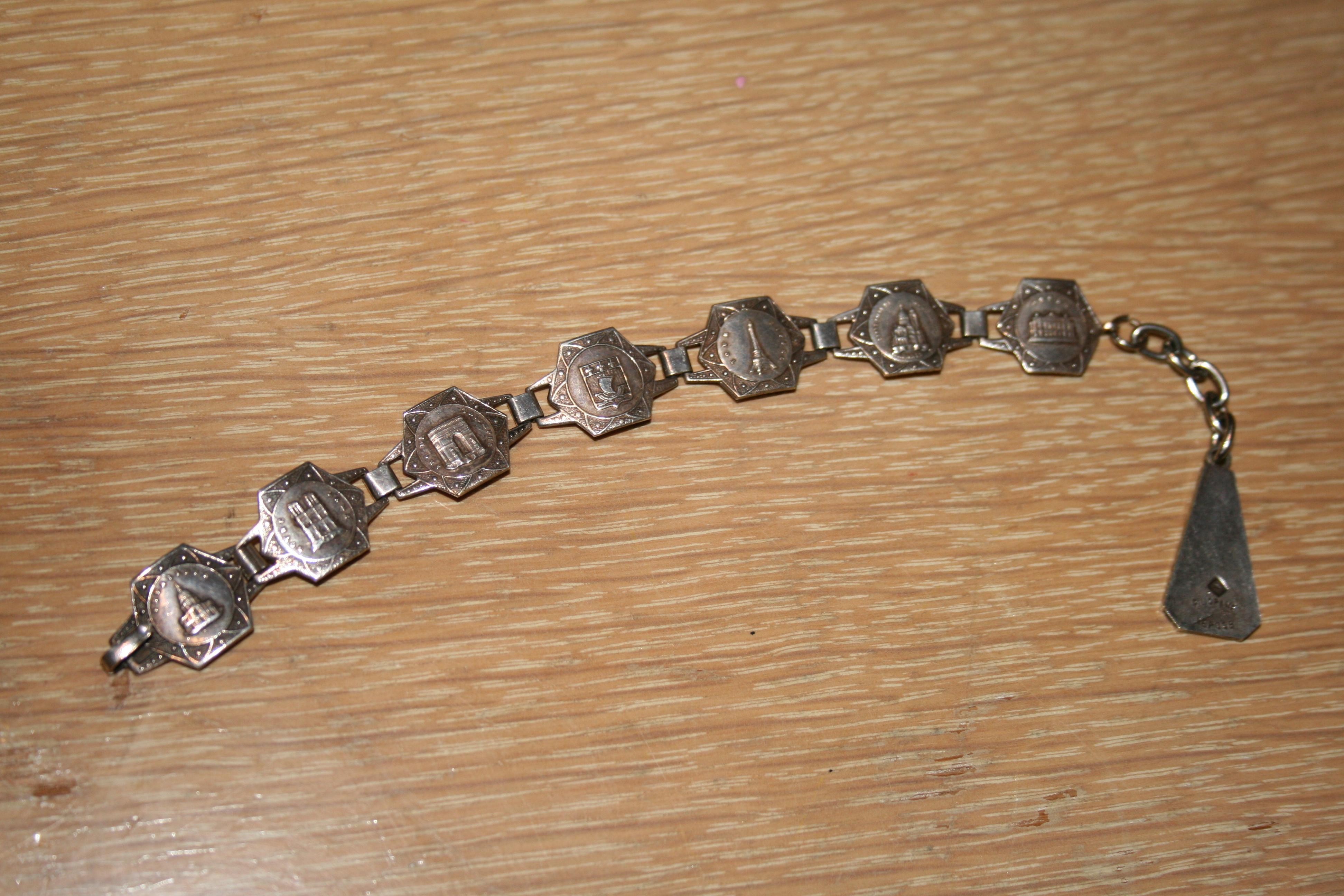 Old Paris Bracelet