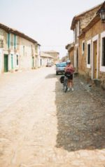 Camino Day 9: Leon to Astorga by Bike