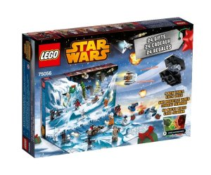 Star Wars Lego Advent